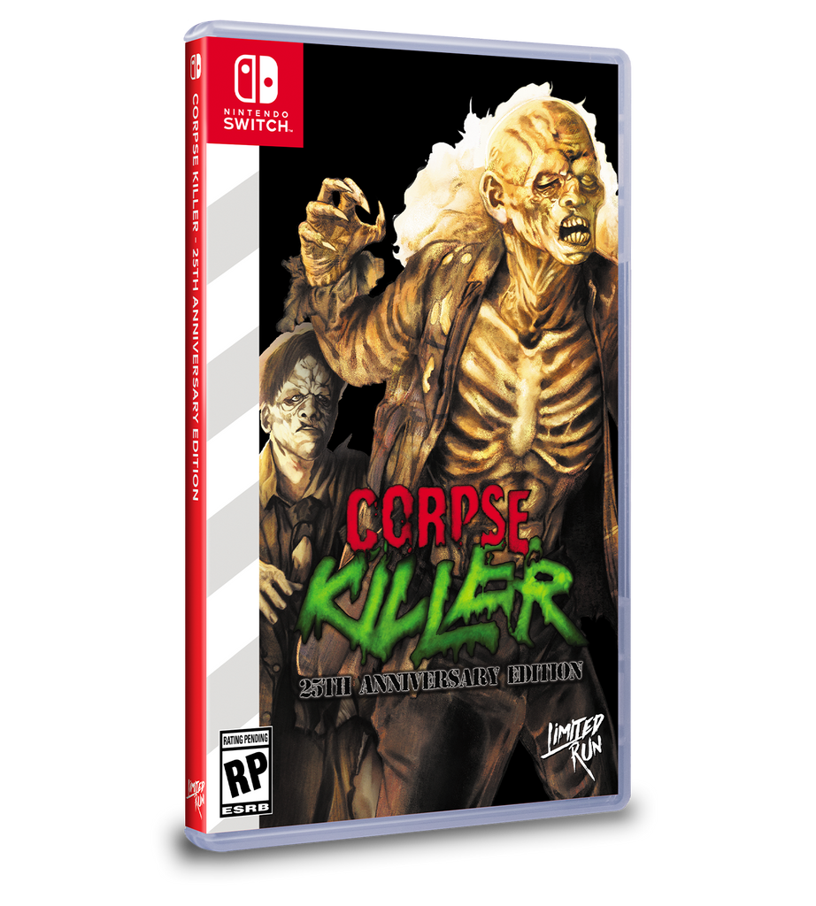 Switch Limited Run #87: Corpse Killer