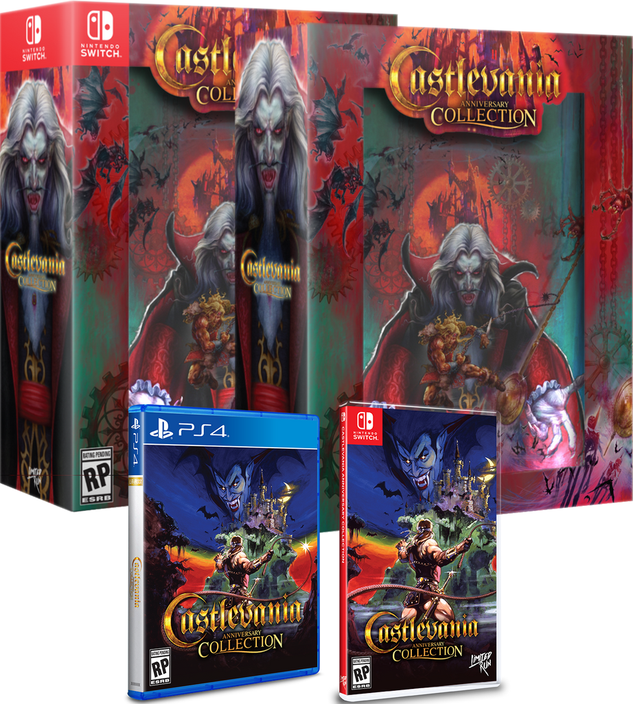 Castlevania Fan Bundle