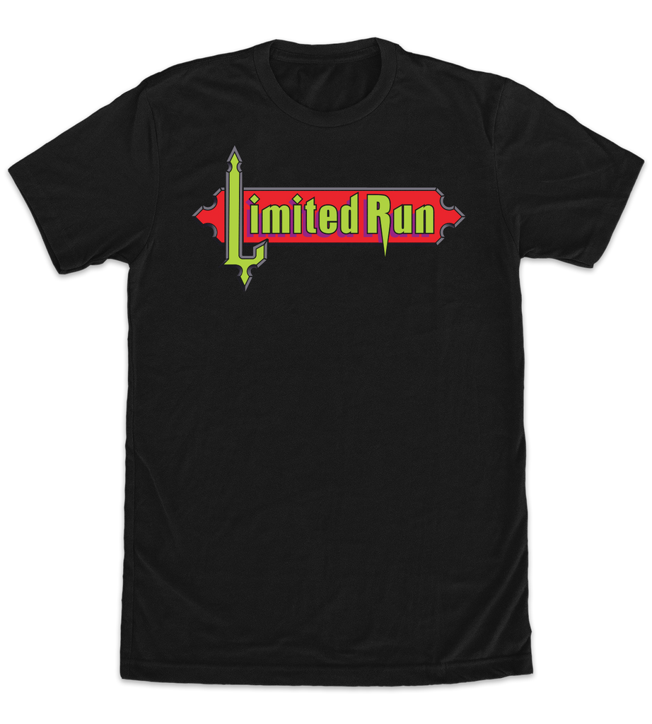Limited Run Games May 2021 Monthly Shirt 2