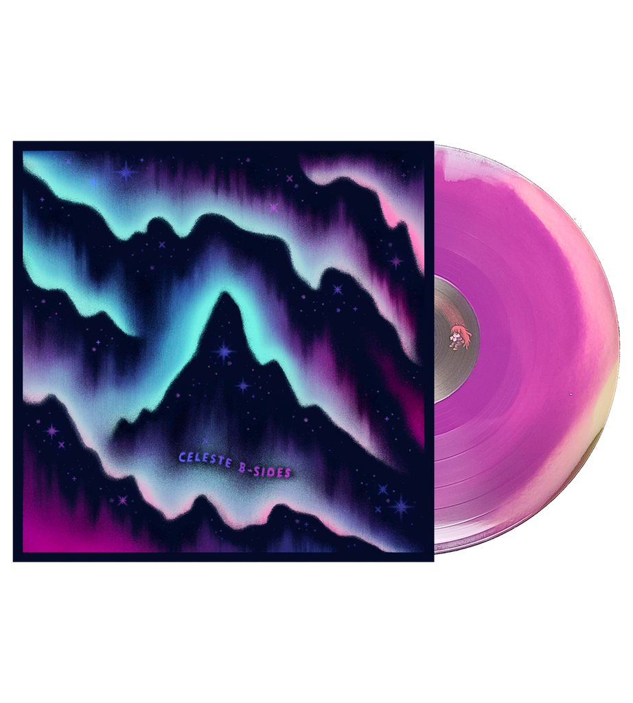 Celeste B-Sides Soundtrack Vinyl Exclusive Variant
