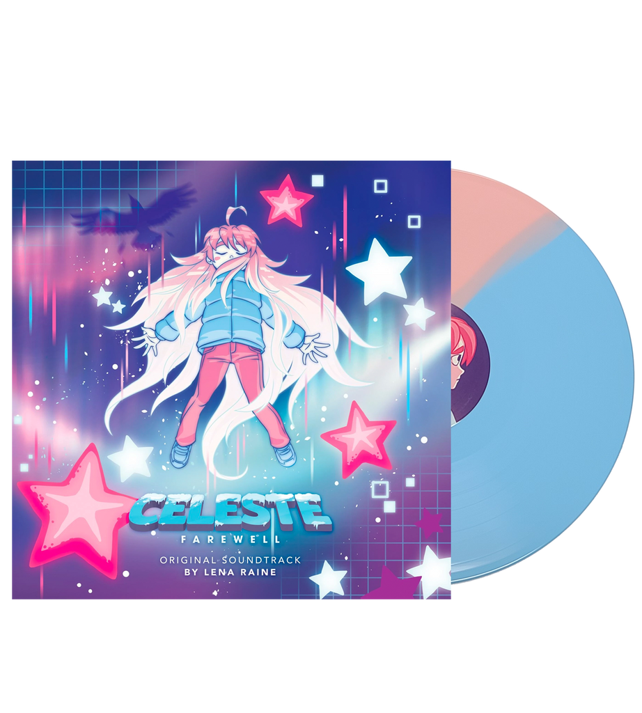 Celeste Farewell Soundtrack Vinyl Exclusive Variant