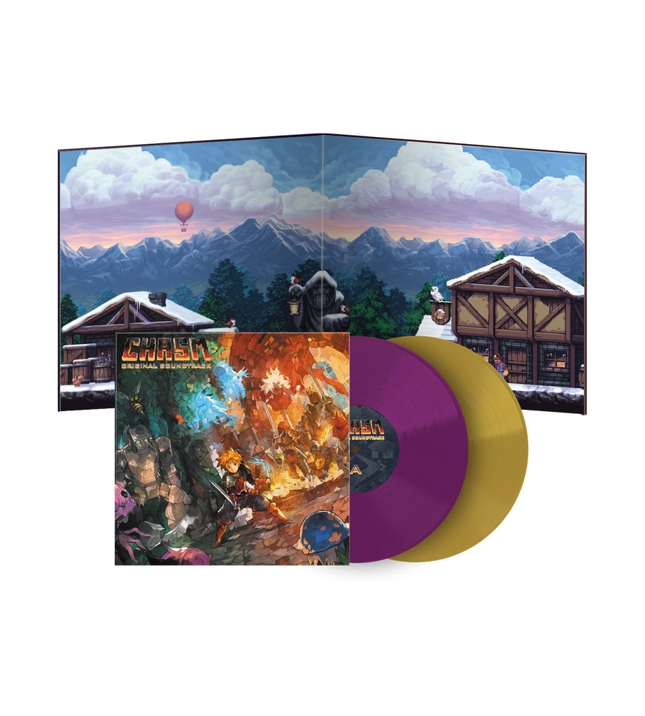 Chasm 2LP Soundtrack Vinyl