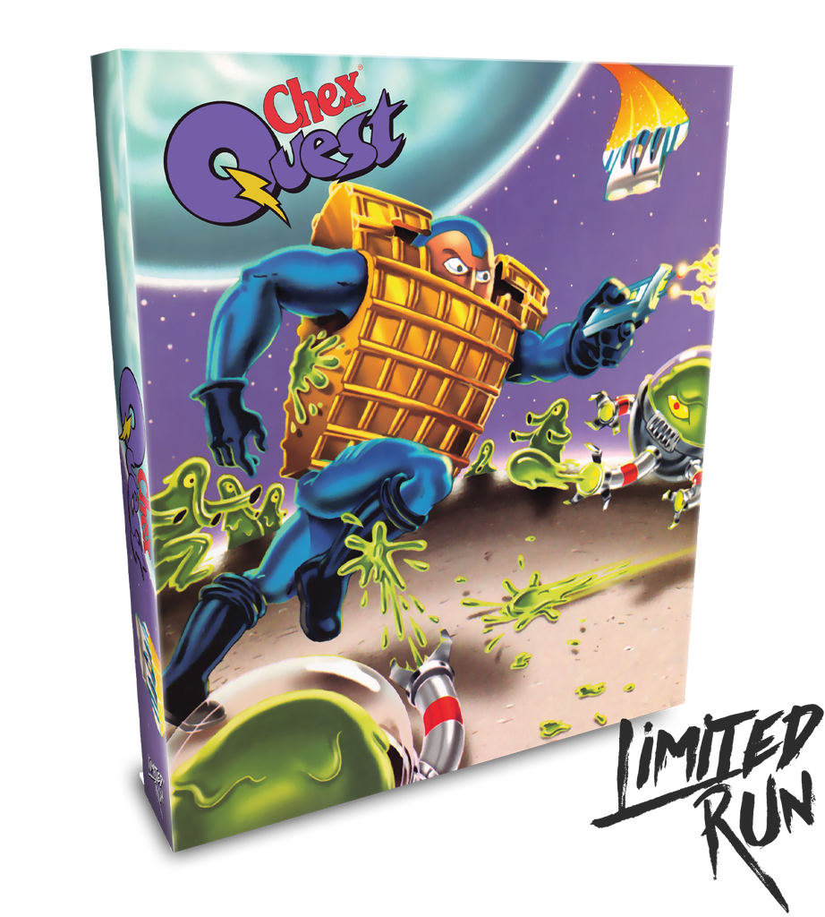 Chex Quest Big Box Edition (PC) [PREORDER]