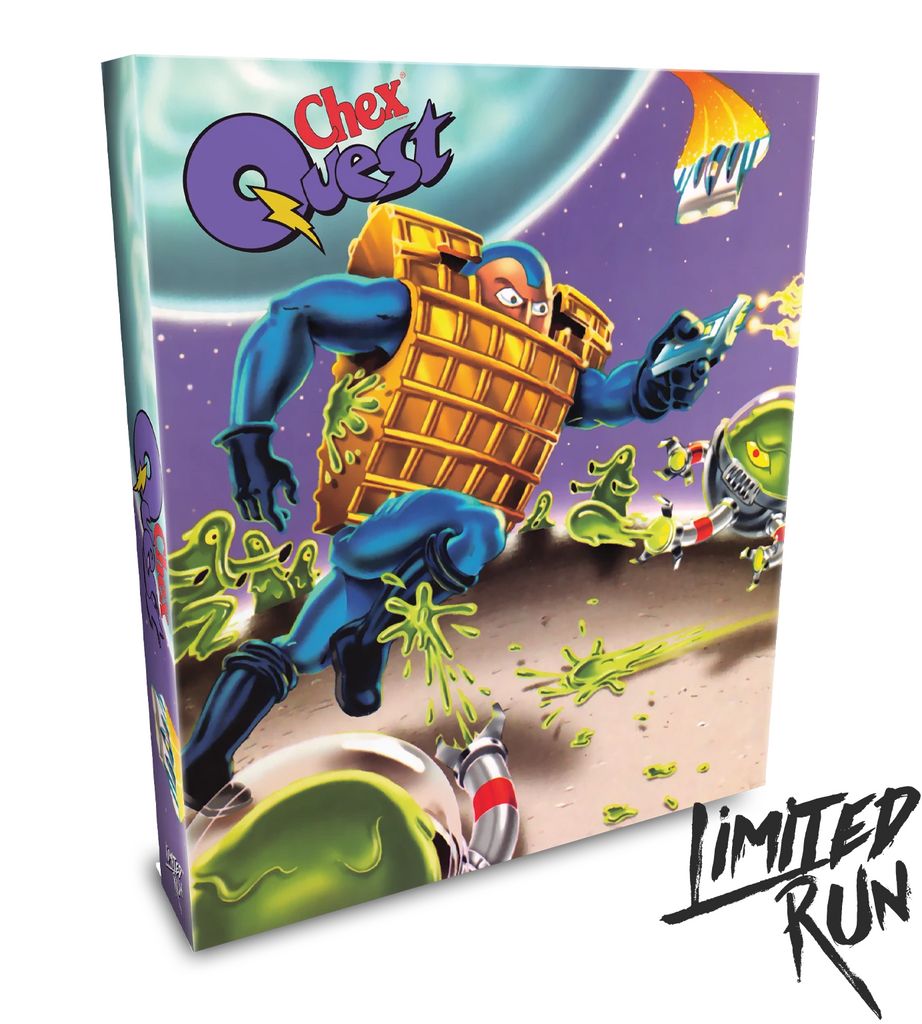 Chex Quest Winner