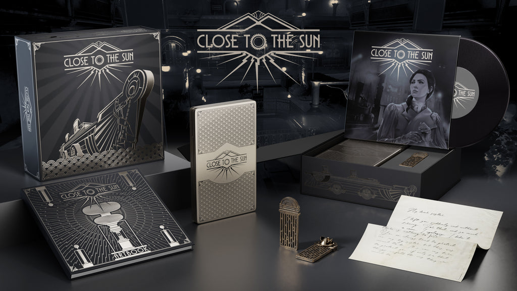Close To The Sun Collector's Edition (Switch)