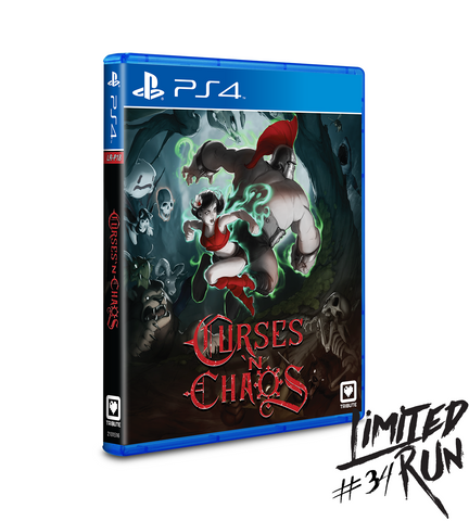 Limited Run #34: Curses 'N Chaos (PS4)