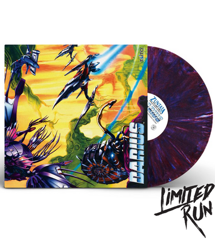 DARIUS Original Arcade Soundtrack Vinyl