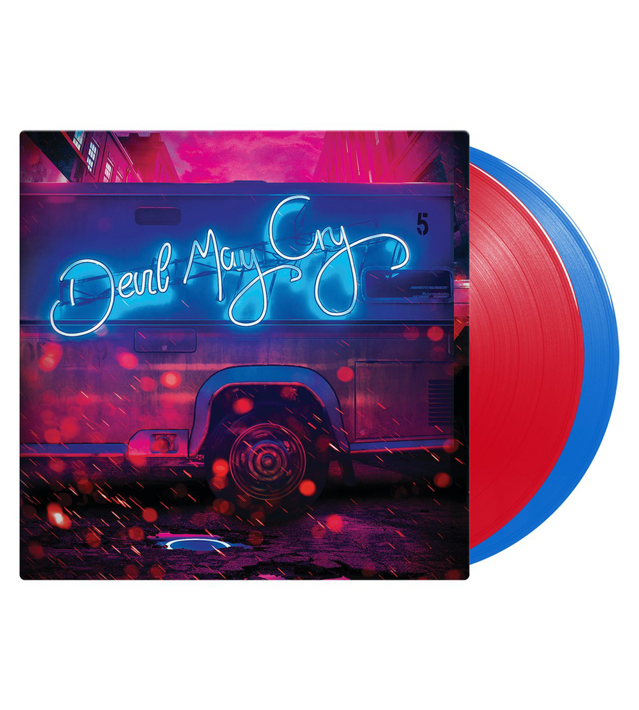 Devil May Cry 5 Soundtrack Vinyl [PREORDER]