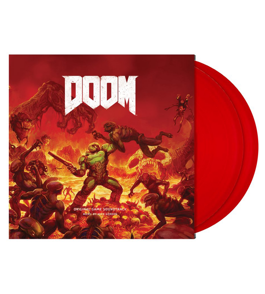 DOOM Vinyl Soundtrack