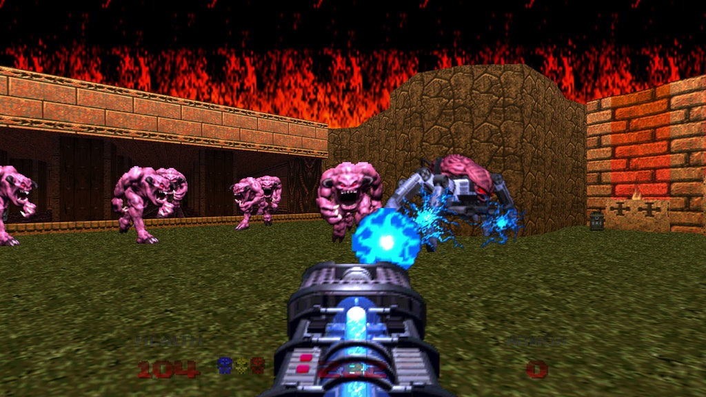 Switch Limited Run #81: DOOM 64