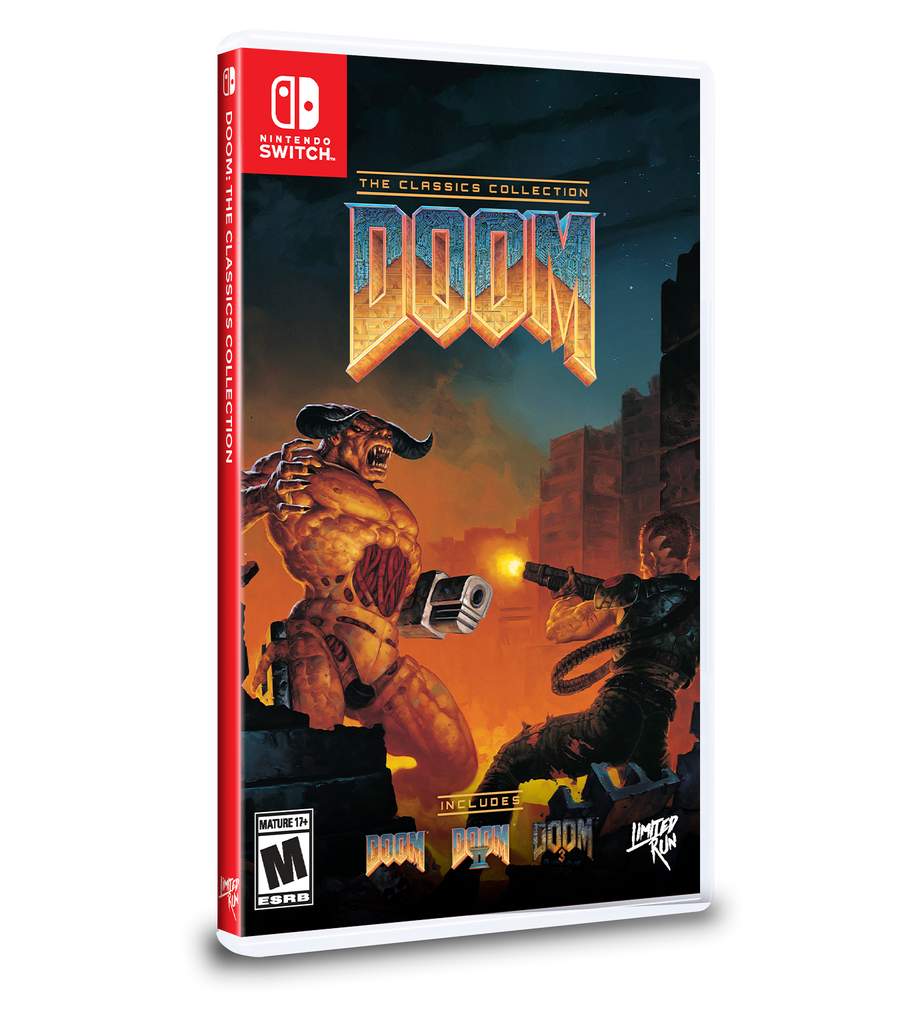 Switch Limited Run #102: DOOM: The Classics Collection