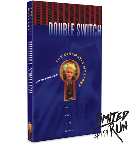 Limited Run #194: Double Switch Collector's Edition (PS4)