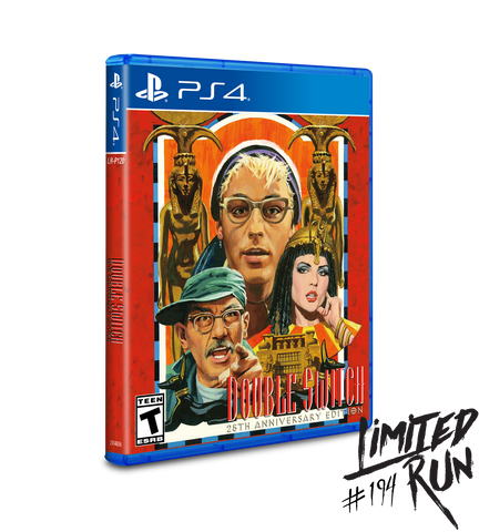 Limited Run #194: Double Switch 25th Anniversary Edition (PS4)