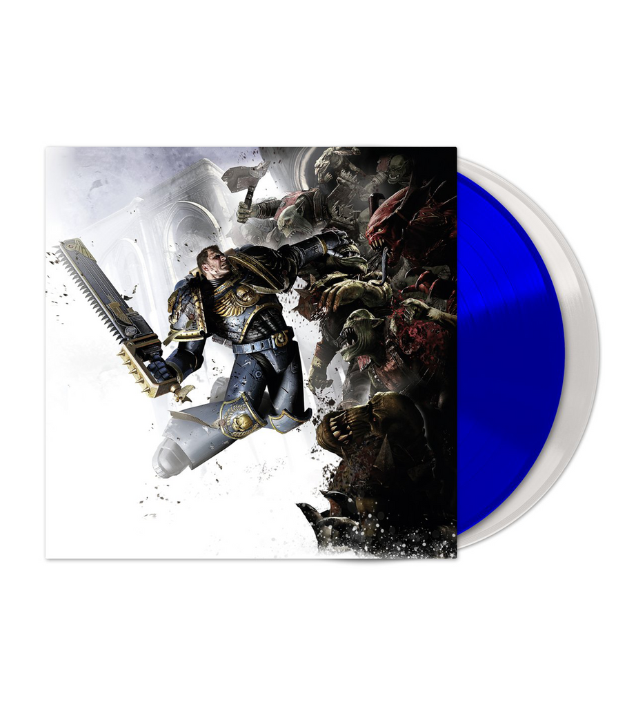 Warhammer 40,000: Space Marine Soundtrack Vinyl