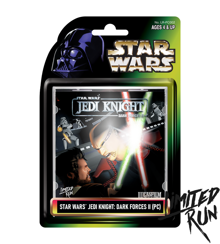 Star Wars Jedi Knight: Dark Forces II Classic Edition (PC)