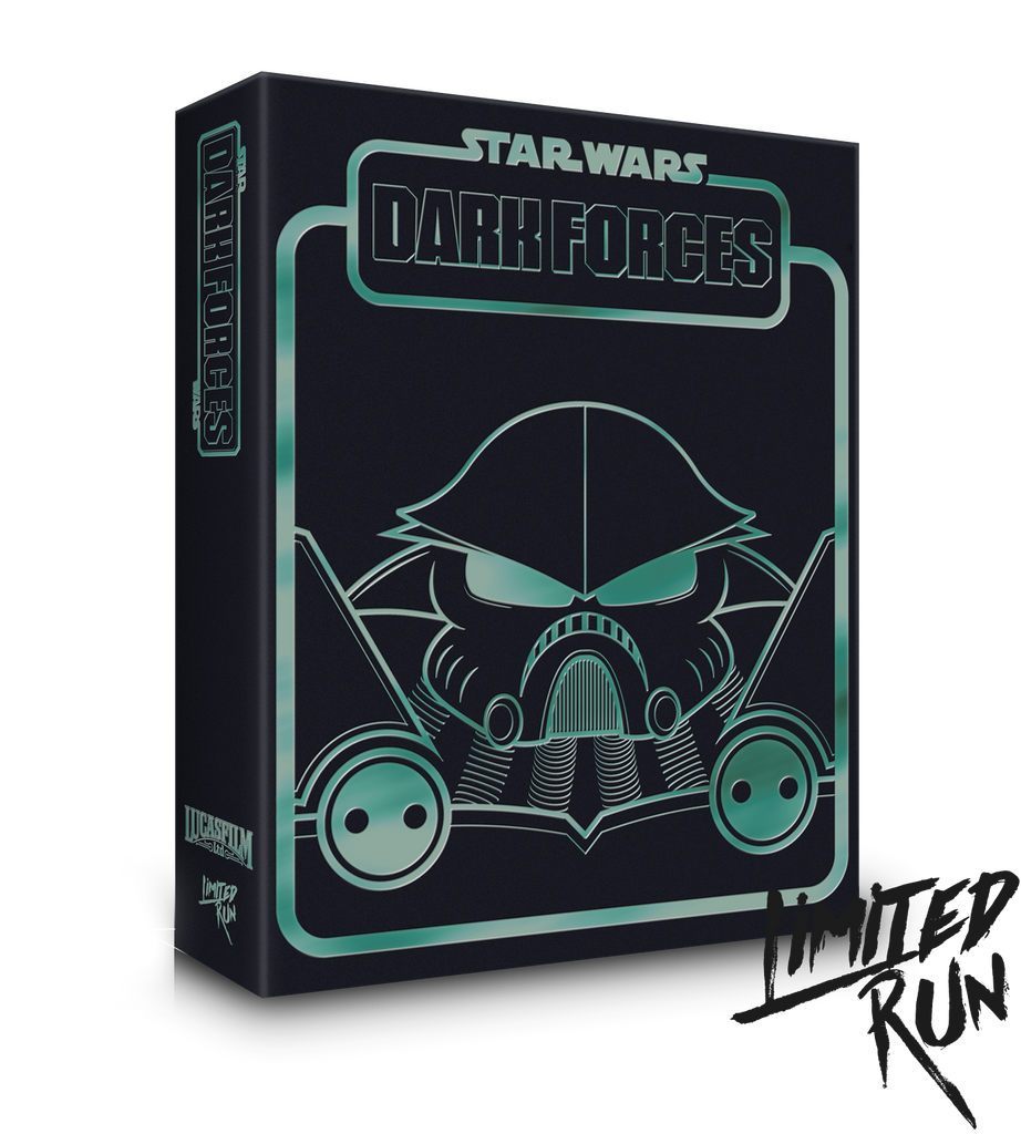 Star Wars: Dark Forces Collector's Edition (PC)