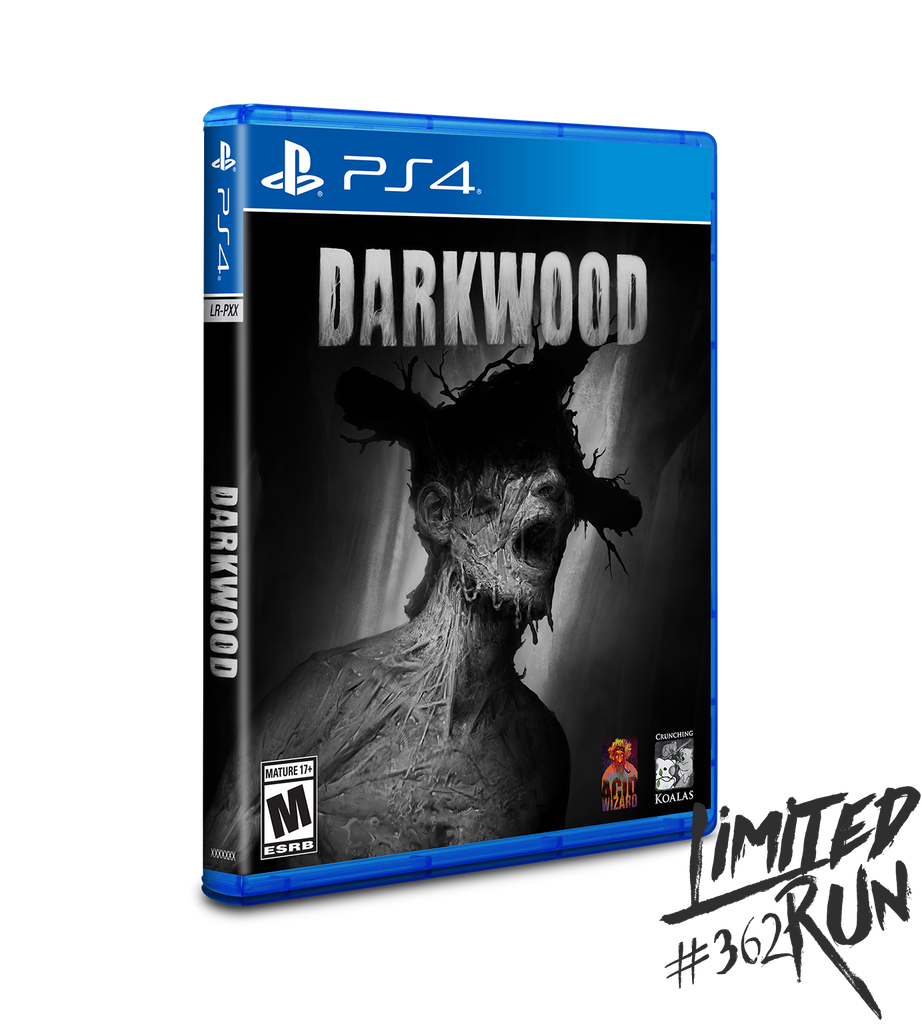 Limited Run #362: Darkwood (PS4)