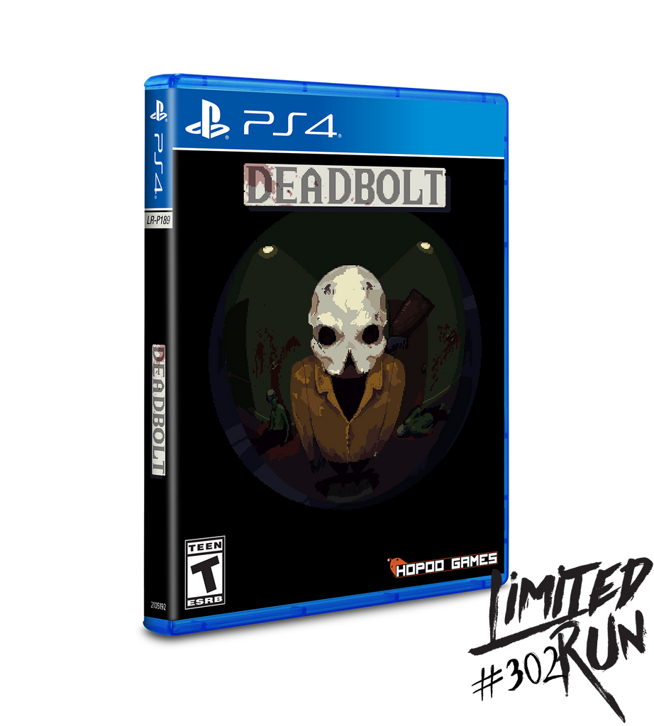 Limited Run #302: Deadbolt (PS4)