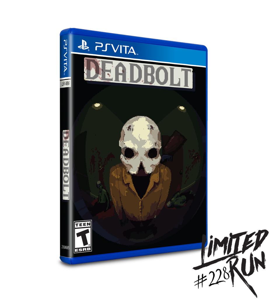 Limited Run #228: Deadbolt (Vita)