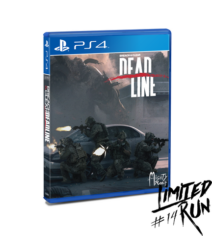 Limited Run #14: Breach & Clear: Deadline (PS4)