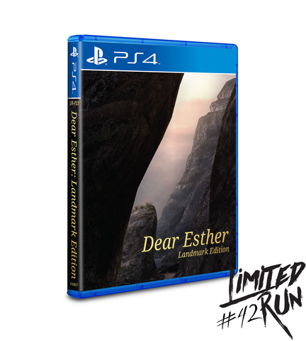 Limited Run #42: Dear Esther Landmark Edition (PS4)