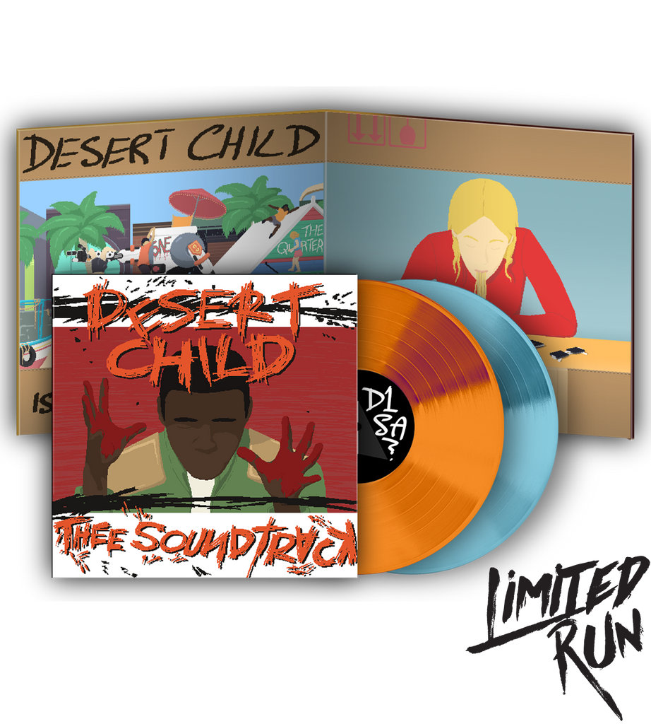 Desert Child Soundtrack Vinyl
