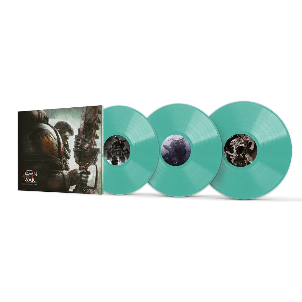 Warhammer 40,000: Dawn of War II Soundtrack Vinyl