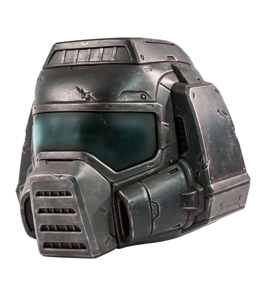 Classic DOOM Helmet Collector's Bundle