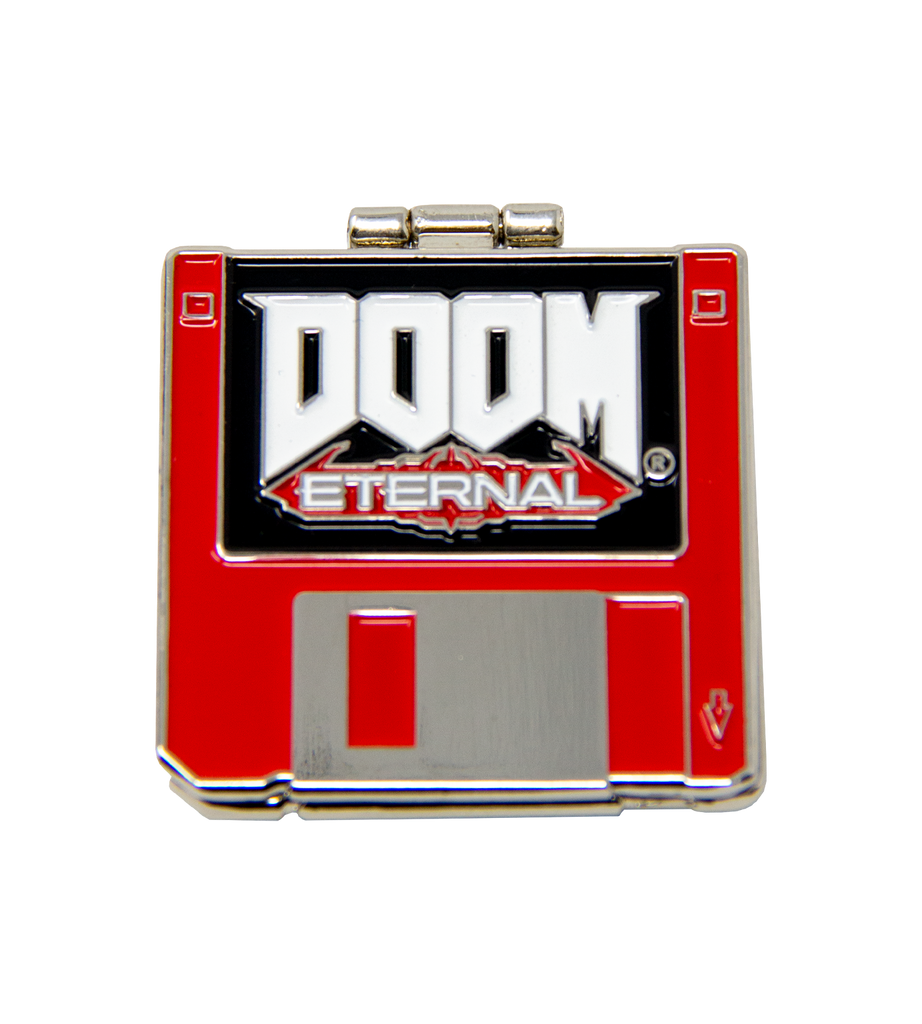 DOOM Eternal Berserk Cheat Code Pin