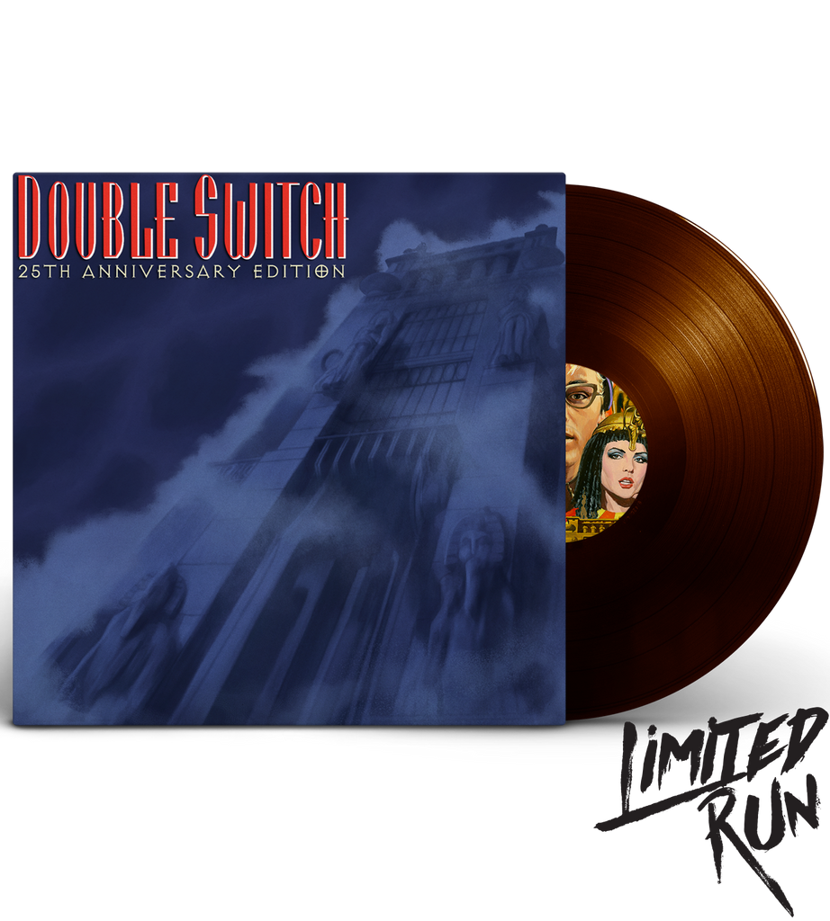 Double Switch Soundtrack Vinyl