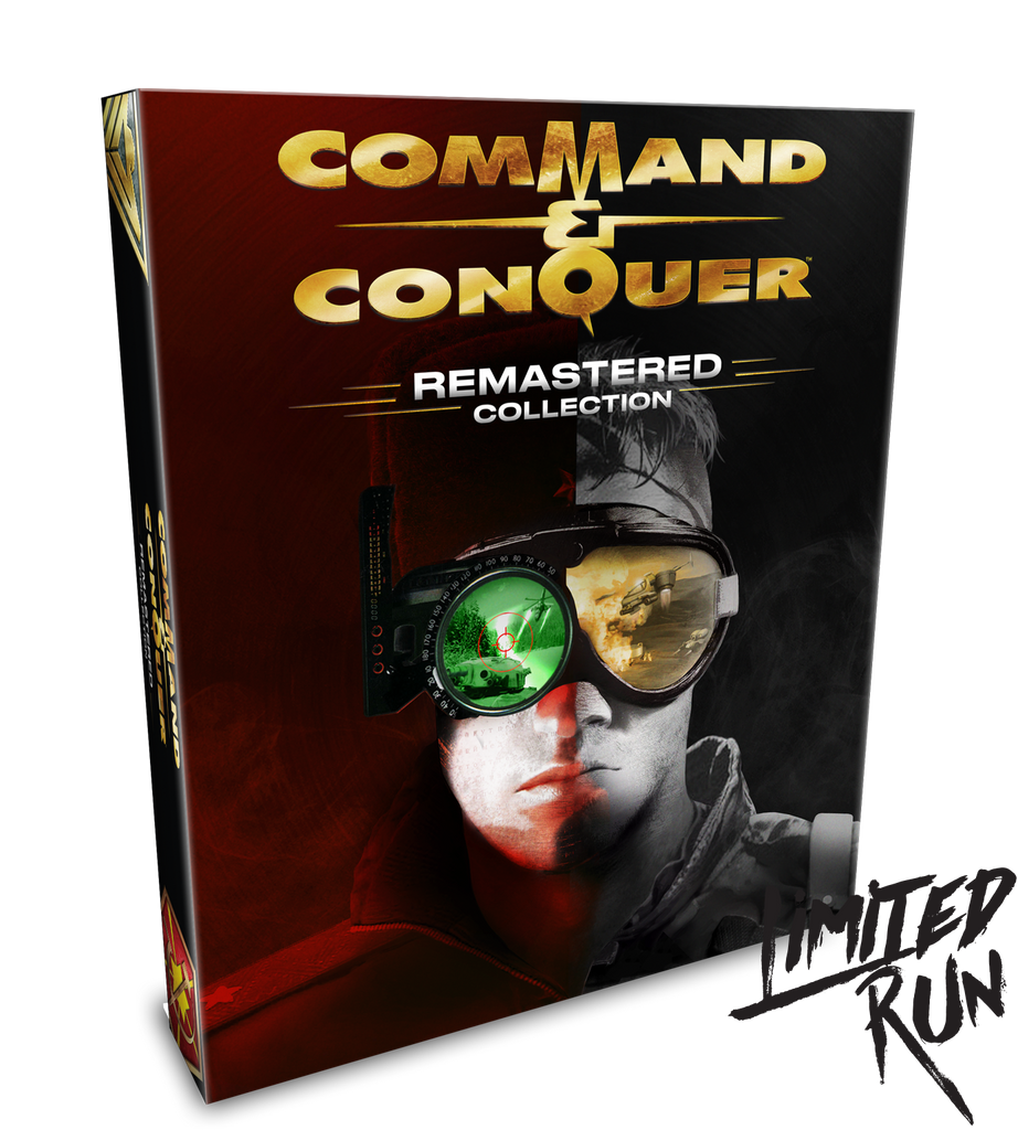 Command & Conquer Remastered Collection: Special Edition (PC) [PREORDER]