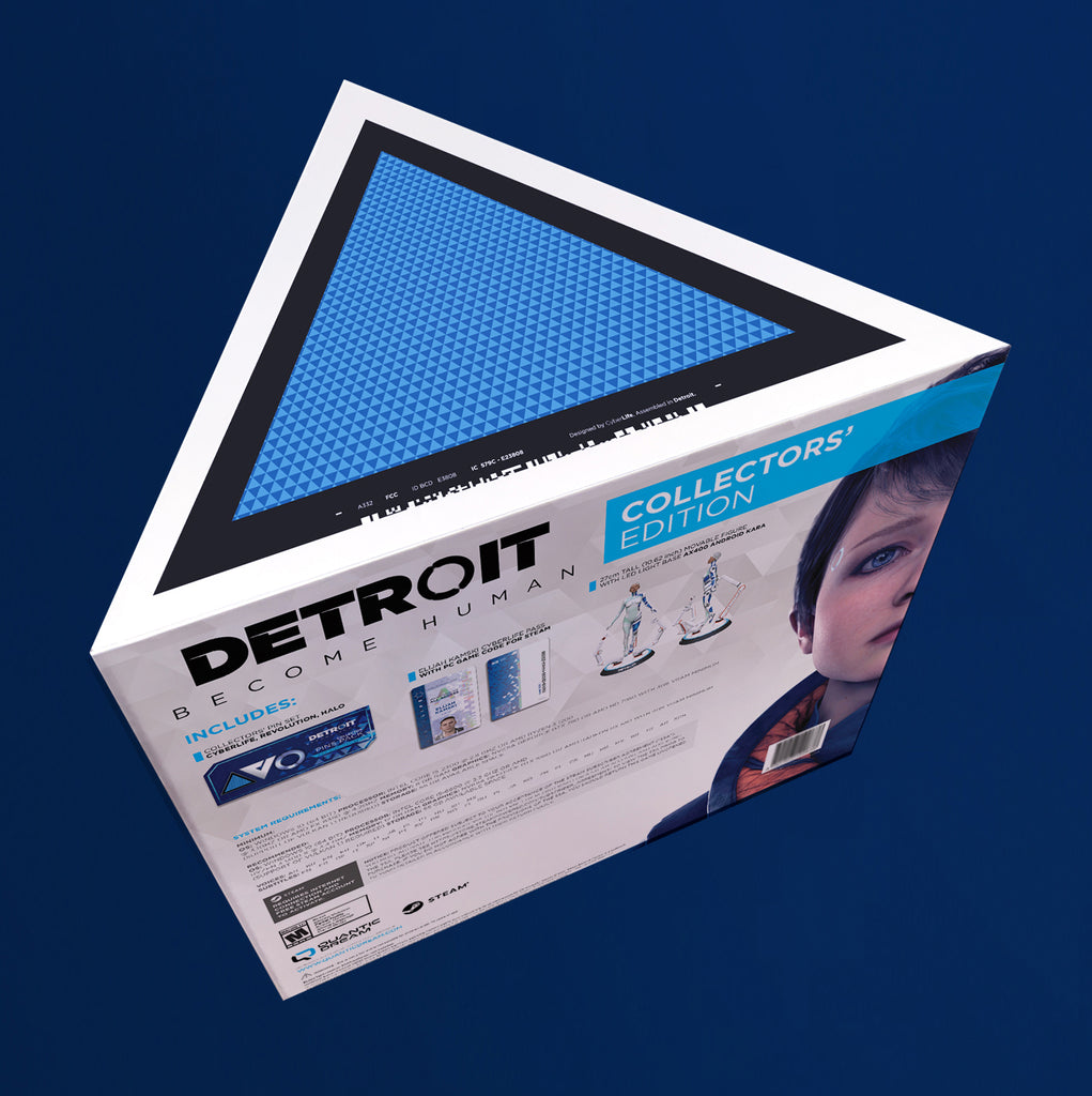 Detroit: Become Human Collector's Edition (PC)