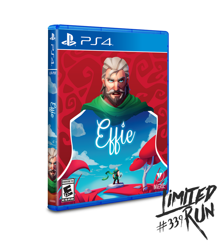 Limited Run #339: Effie (PS4)