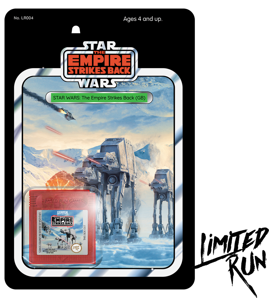 Star Wars: The Empire Strikes Back (GB) Classic Edition