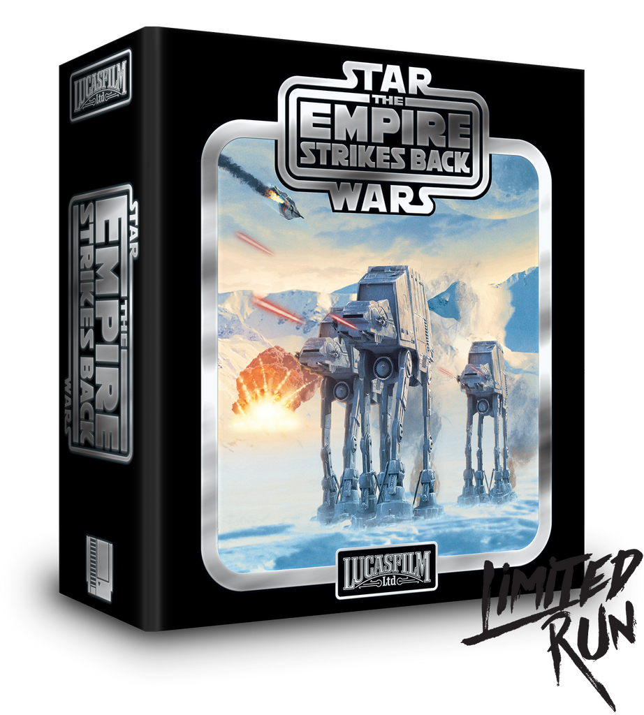 Star Wars: The Empire Strikes Back (NES) Premium Edition
