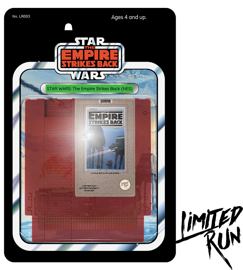 Star Wars: The Empire Strikes Back (NES) Classic Edition