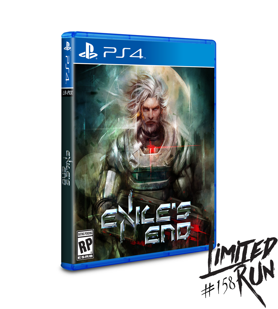 Limited Run #158: Exile's End (PS4)