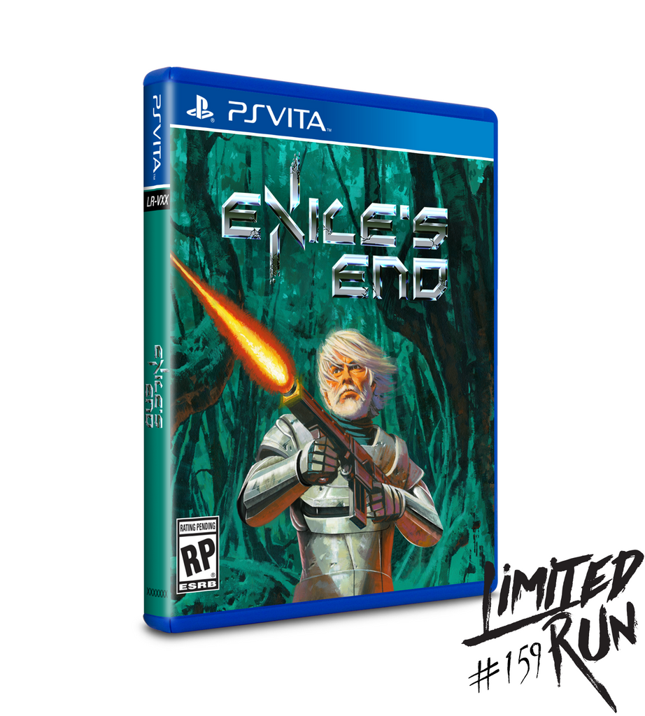 Limited Run #159: Exile's End (Vita)