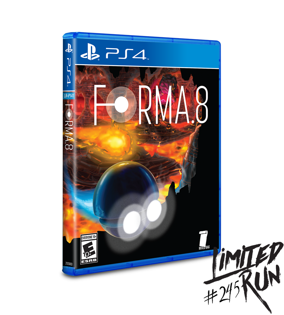 Limited Run #245: Forma 8 (PS4)