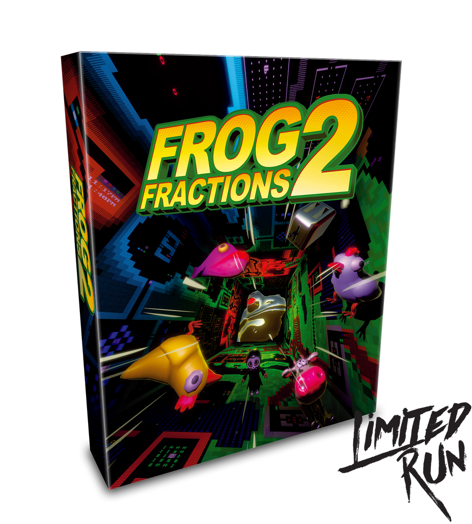 Frog Fractions 2 / Glittermitten Grove (PC)