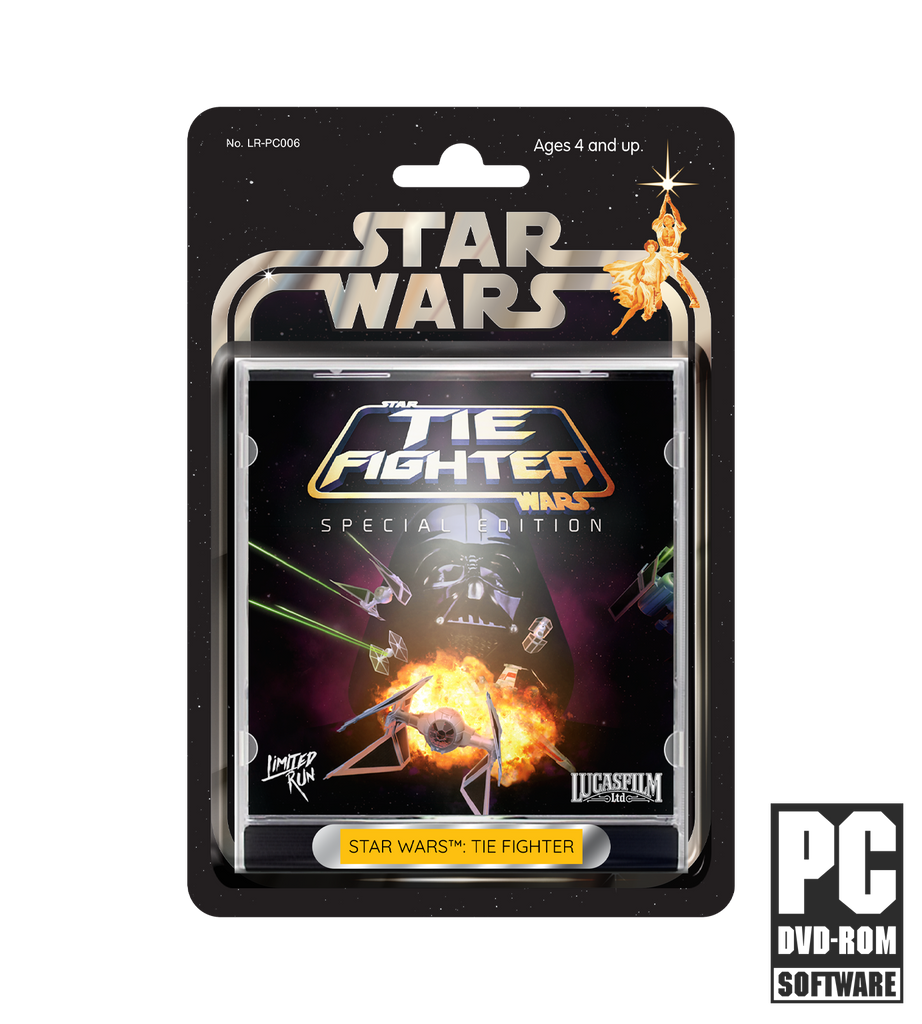 Star Wars: TIE Fighter Special Edition Classic Edition (PC)