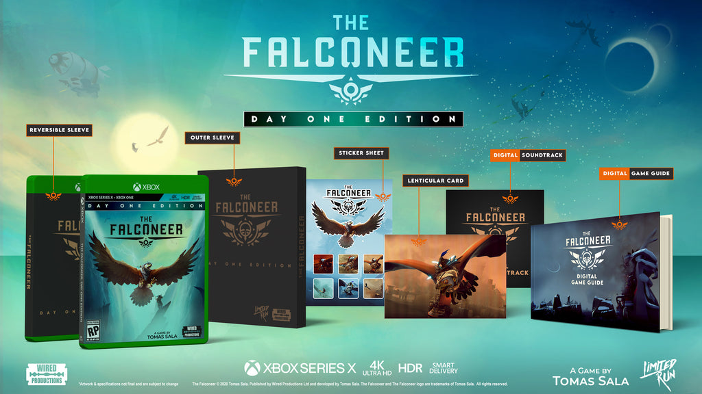 The Falconeer (Xbox Series X)