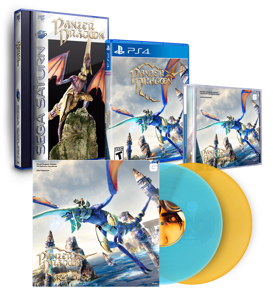 Panzer Dragoon Fan Bundle