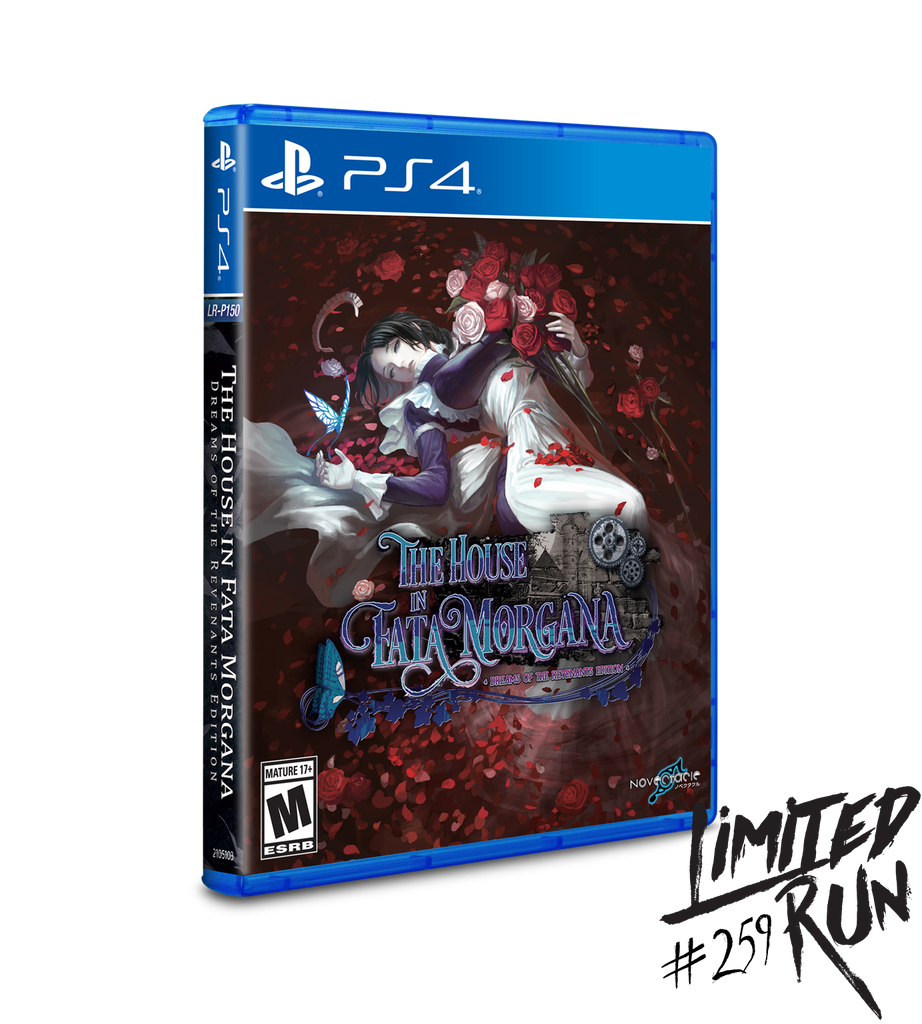 Limited Run #259: The House in Fata Morgana (PS4)