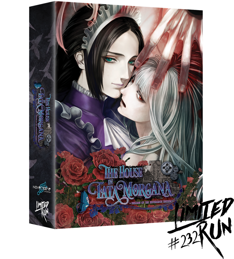 Limited Run #232: The House in Fata Morgana Collector's Edition (Vita)