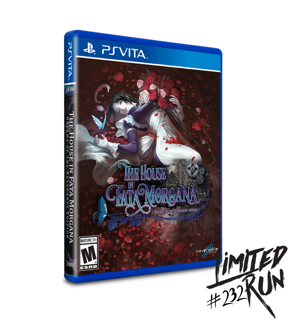 Limited Run #232: The House in Fata Morgana (Vita)