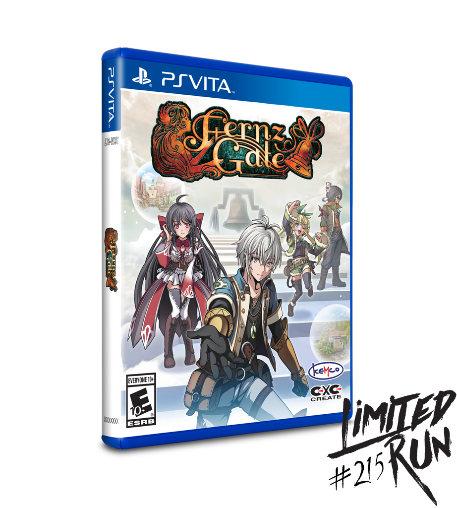 Limited Run #215: Fernz Gate (Vita)