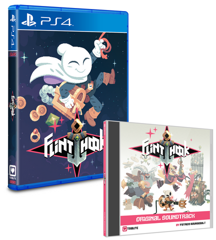Limited Run #59: Flinthook (PS4) Soundtrack Bundle