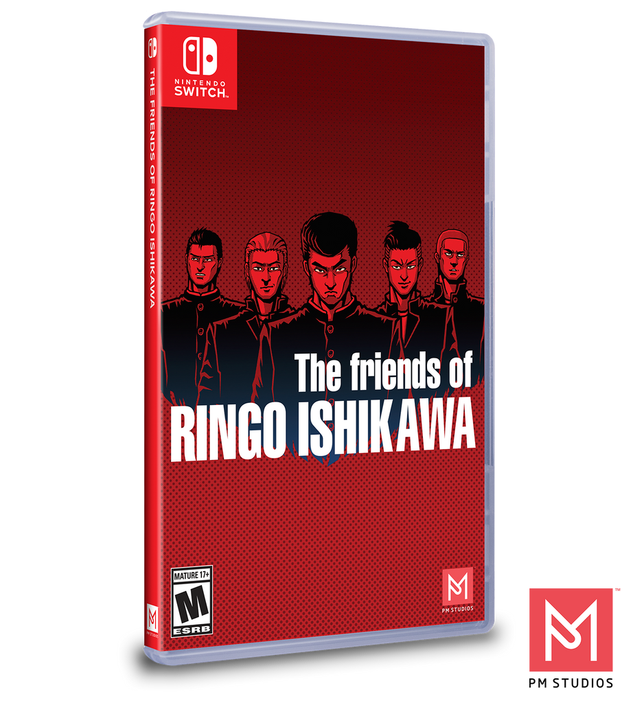 The friends of Ringo Ishikawa (Switch)