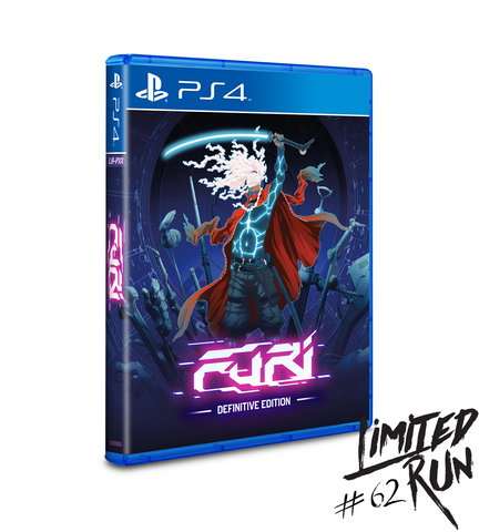 Limited Run #62: Furi (PS4)